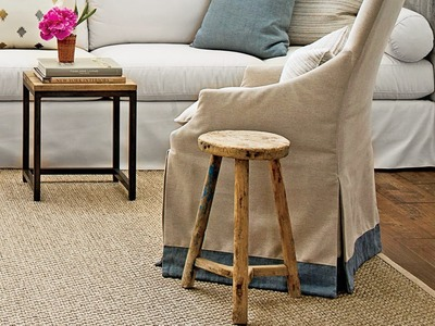How To Soften a Space with Rugs | Southern Living