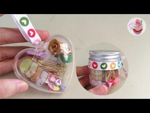 Valentine's DIY: Love in a jar