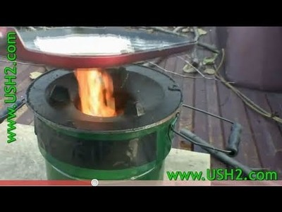 Buy the Rocket Stove - Emergency Disaster Preparedness - Home Cooking