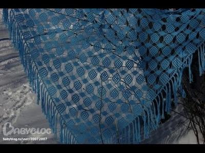 Crochet shawl| Free |Simplicity Patterns|142