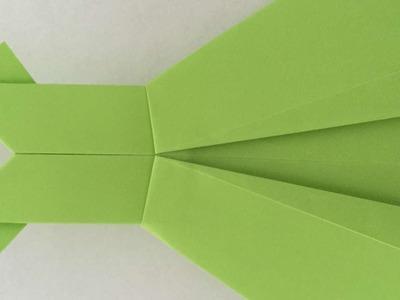 How To Make A Precious Origami Dress - DIY Crafts Tutorial - Guidecentral