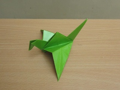 How to Make Paper Flapping Bird that can Fly - Easy Tutorials