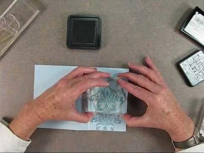 Making a Box Card With Shari Carroll