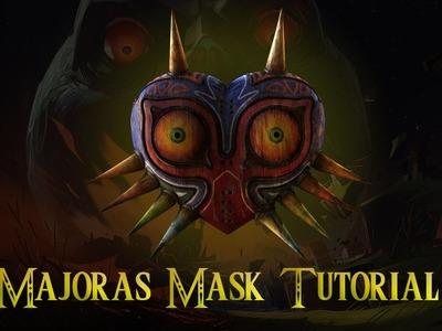 Mejoras Mask Paper Mache Tutorial