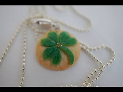 Miniature Shamrock Cookie Tutorial for St. Patrick's Day