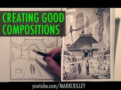 COMPOSITIONS: How to Arrange Items Within a Panel