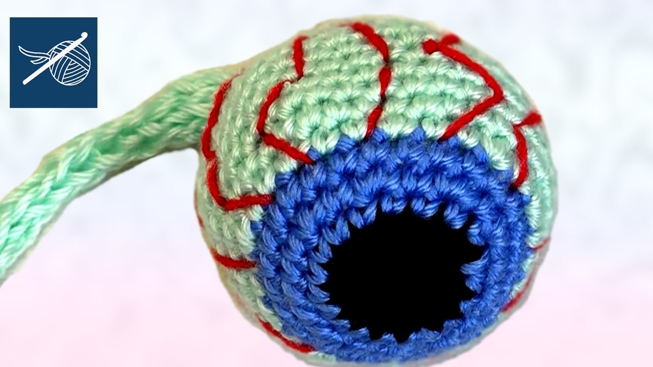 Crochet Jacksepticeye Amigurumi Part 4 Left Hand Tutorial
