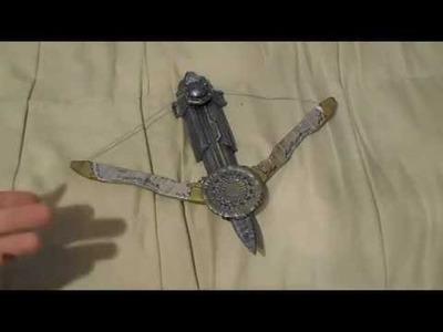DIY Assassin's Creed Phantom Blade (Not for ACU)
