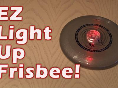 EZ Light Up Frisbee!