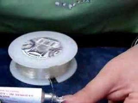 How to Make a Beaded Elastic Bracelet