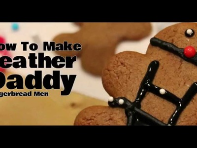 How to Make Leather Daddy Gingerbread Men!