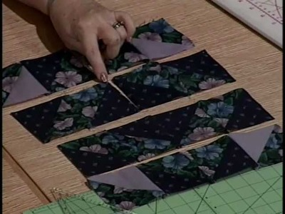 Morning Glory Quilt Pattern by Kaye Wood