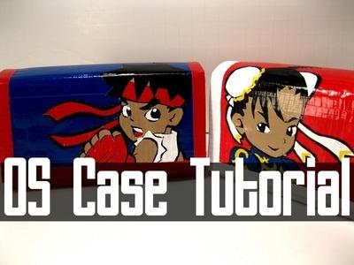 Nintendo DS Case Duct Tape Tutorial