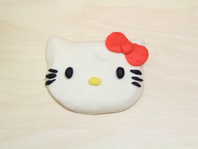 Play-Doh Hello Kitty Easy! How to Make Sanrio Hello Kitty Cake Fun to Make