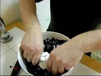 White Chocolate Oreo Balls Recipe : Adding Cream Cheese for Oreo Balls