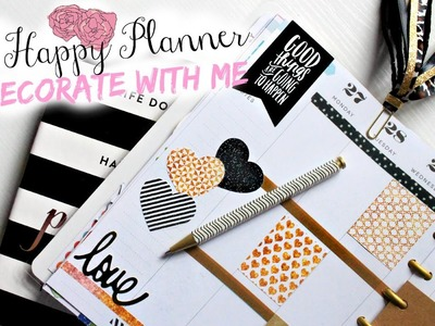 365 Happy Planner: Plan With Me | Belinda Selene