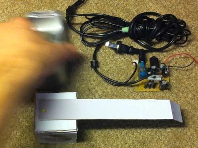 CDRecord 3.0 Tutorials P2 - Building The Arm