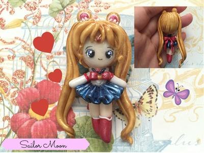 Clay Tutorial: Sailor Moon