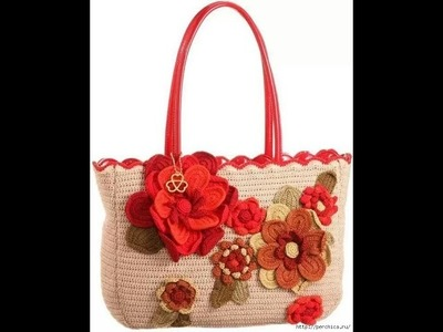 Crochet bag| Free |Crochet Patterns|349