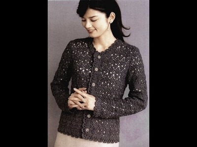 Crochet cardigan| free |crochet patterns|432