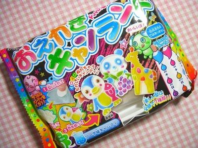 DIY Candy - Oekaki Candy Land