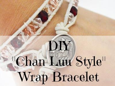 "DIY ""Chan Luu Style"" Bracelet"