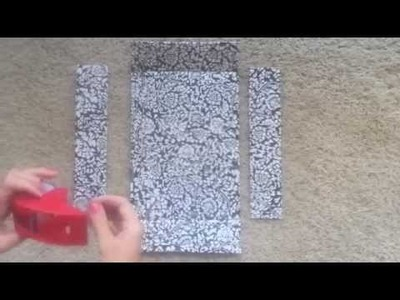 DIY How to make a DRAWER ORGANIZERS, dividers