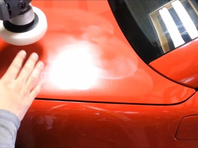 DIY How to Reduce. Remove Swirl Marks on your Car
