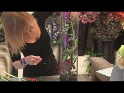 How To Arrange Calla Lilies In A Vase
