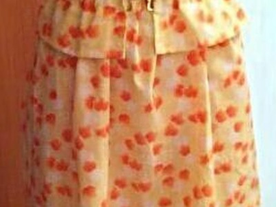 How To Make A Romantic Belt For A Dress - DIY Style Tutorial - Guidecentral