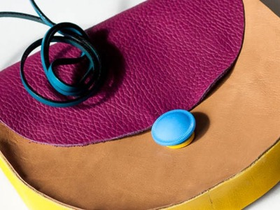 How To Make a Stylish Leather Purse - DIY Style Tutorial - Guidecentral