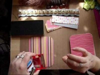 How to make. Folder-Pocket part 1