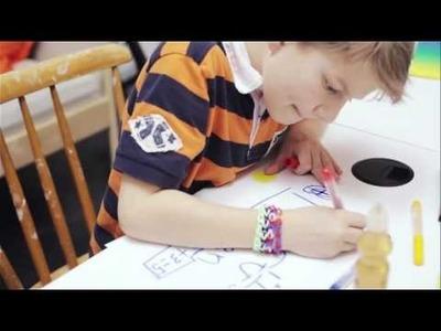 IKEA Inspiration: Summer scrapbook ideas for kids (by kids)