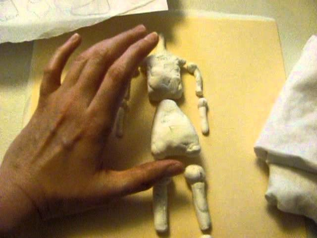 Making A Ball Jointed Doll - Intro