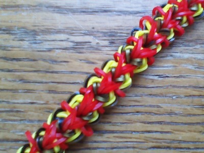 NEW Rainbow Loom Bergamot Bracelet