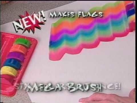 Rainbow Art TV Spot