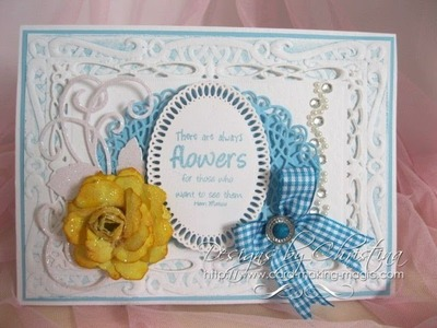 Spellbinders Create a Flower - Rose (card-making-magic.com)