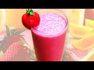 Summer Smoothie for Kids