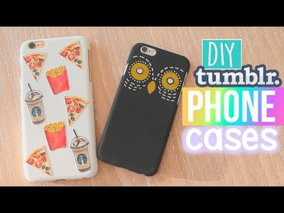 DIY Tumblr Inspired Phone Case | Easy & Affordable Ideas!