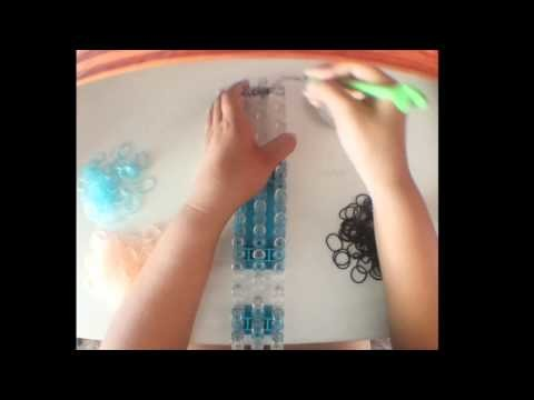 Fishtail Single Chain Bracelet (tutorial)