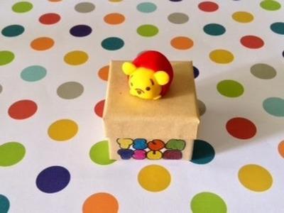 Winnie The Pooh Tsum Tsum DIY