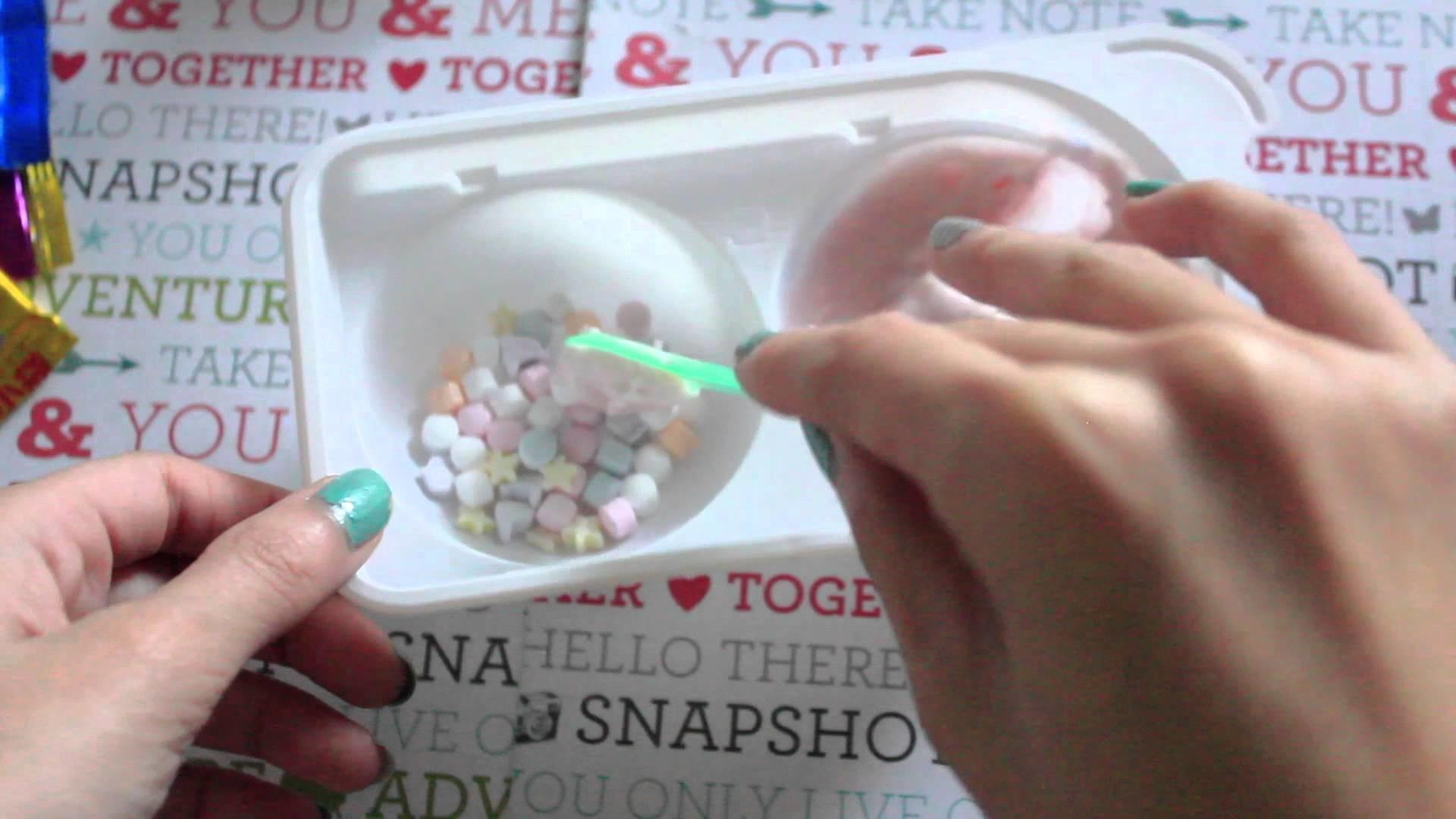 Witch Nerunerune DIY Candy Kit