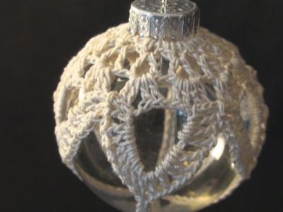 Crochet Christmas Ornament Eufaula Crochet Geek - Left Hand Version Crochet Geek