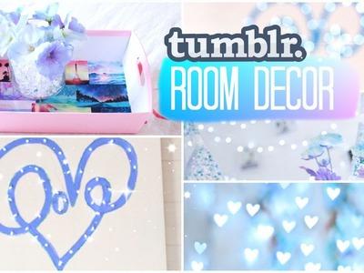 DIY Easy Tumblr Inspired Room Decor!