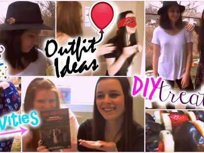DIY One Direction Party! DIY Treats, Activities + Outfit Ideas!