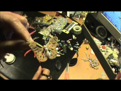 Easy Home Made Charms Tutorial P-1  of 4