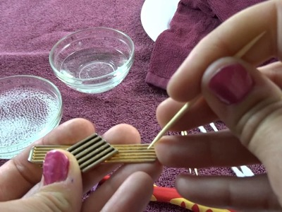 How To Clean Vintage Gold Plated Tie Clips