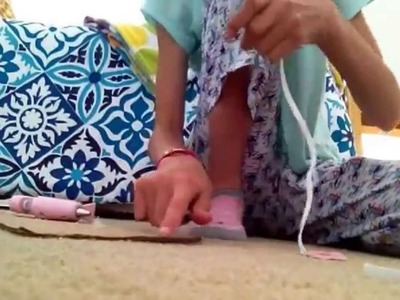 How To Make A Doll Headband