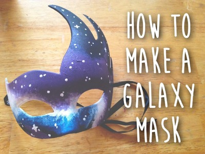 How to Make a Galaxy Mask
