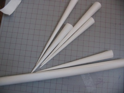 How To Make A Paper Blow Dart Gun With Darts